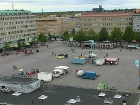 芬兰约恩苏环面广场