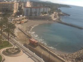 西班牙海滩酒店俯视景观