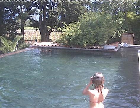 法国 普罗旺斯 泳池