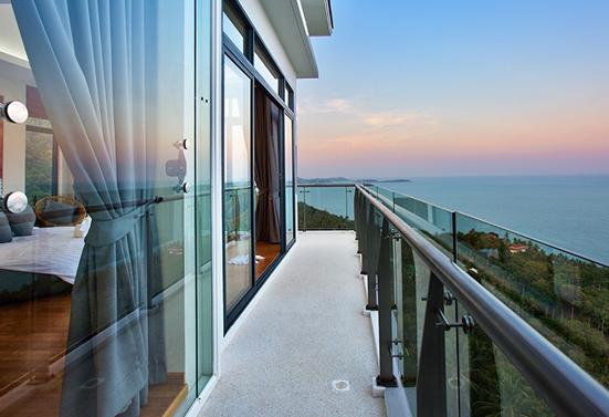 泰国苏梅岛珊瑚湾沙瓦迪别墅